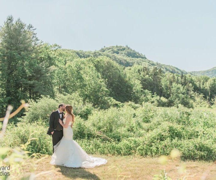 NH Wedding Photographer / Millyard Studios / Eagle Mountain House / Kelly & Matt