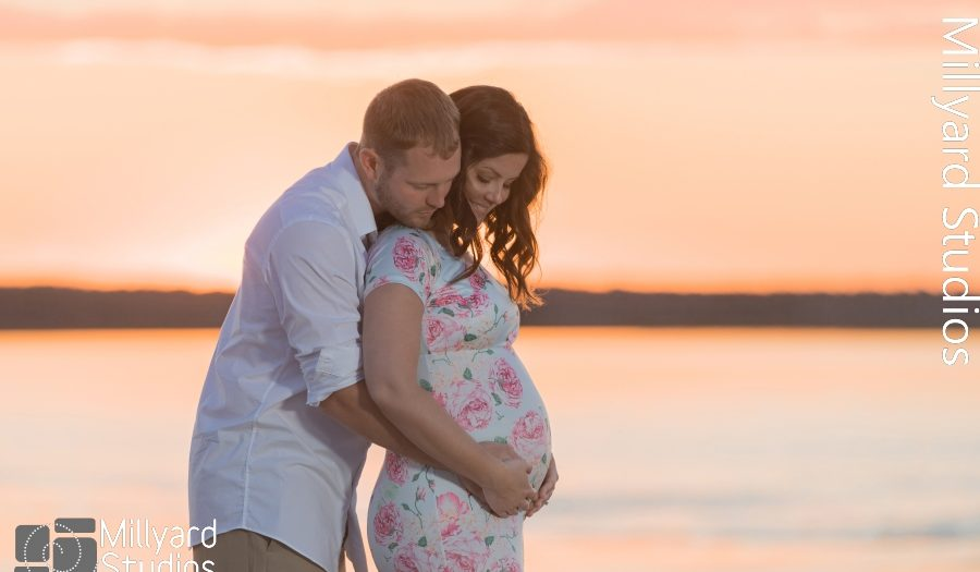 Maternity Photographer NH - Millyard Studios