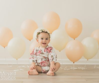 Best NH Baby Photographer-First Birthday ©Millyard Studios 1