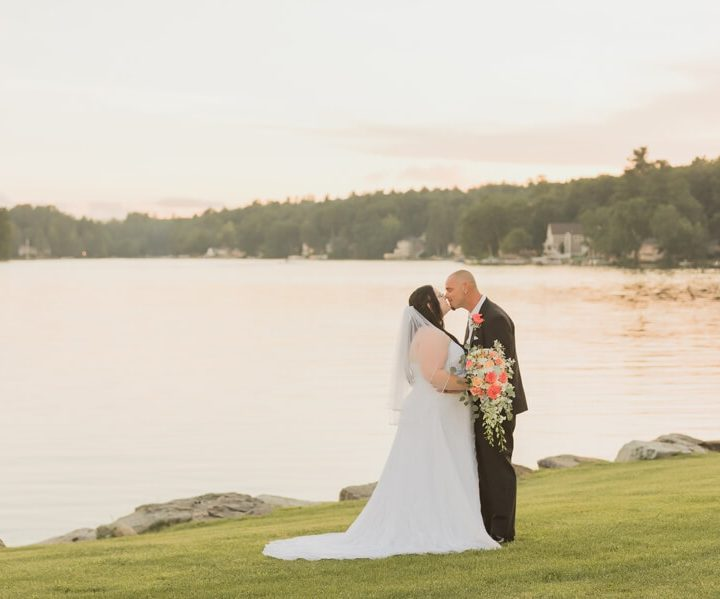 NH Wedding Photographer / Millyard Studios / Jennifer & Tommy / The Castleton
