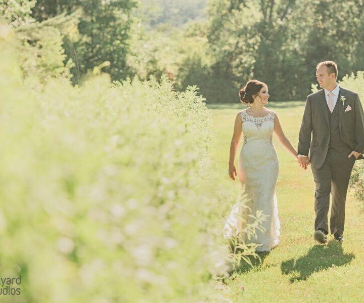 NH Wedding Photographer / Millyard Studios / Bishop Farm / Shannon & Kevin