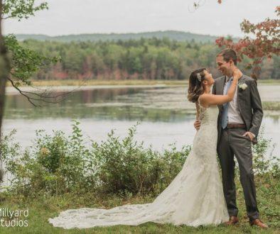 NH Wedding Photographer Millyard Studios Lakefalls Lodge 11