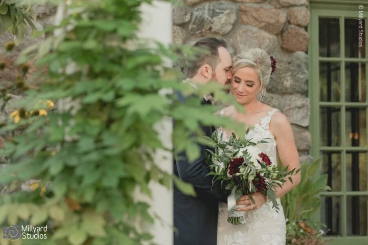 MA Wedding Photographer / Millyard Studios / Willowdale Estate / Jaclyn & Chris