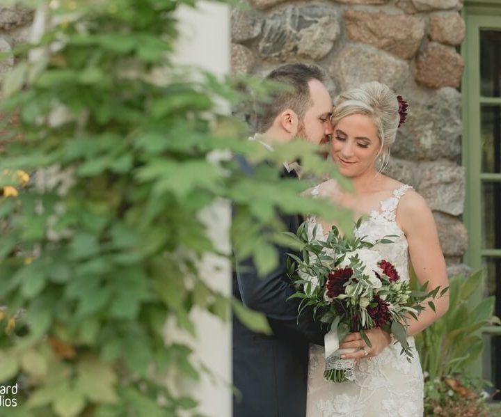 MA Wedding Photographer / Millyard Studios / Willowdale Estate / Jaclyn & Chris