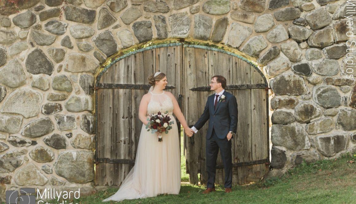 NH Wedding Photographer Millyard Studios Barn at the Crane Estate 24