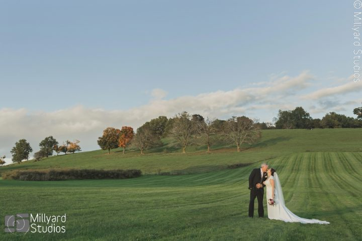 NH & MA Wedding Photographer / Millyard Studios / The Barn at Gibbet Hill / Mimi & Gary