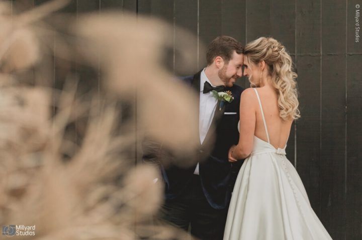 NH Wedding Photographer / Millyard Studios / Kate & Judd / The Bedford Village Inn