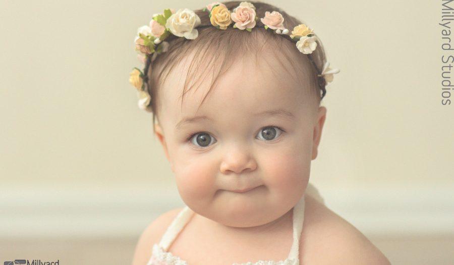 NH Baby Photographer / Millyard Studios