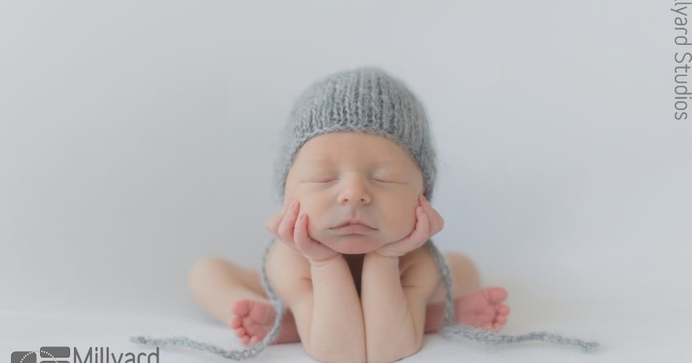 Newborn Photographer NH / Millyard Studios