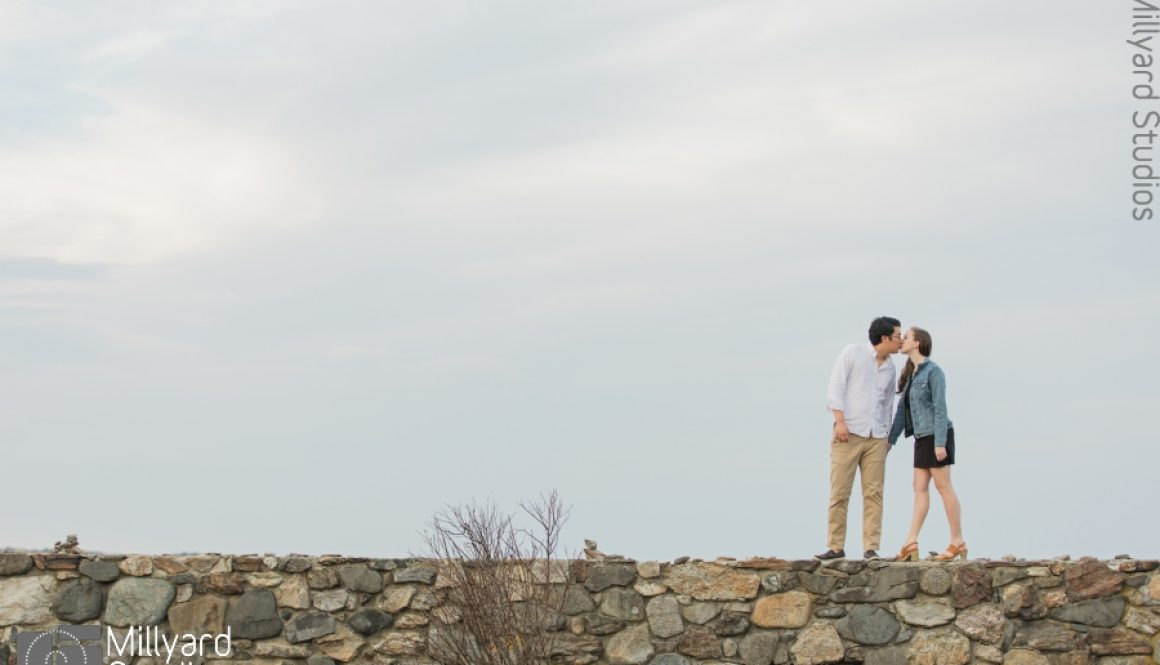 NH Engagement Photographer Millyard Studios 12