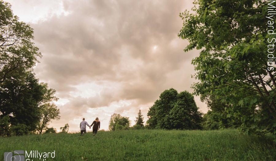 NH Engagement Photographer / Millyard Studios / Stephanie & Nick