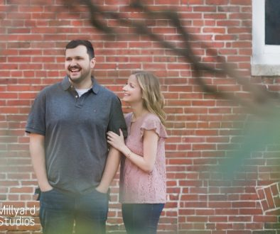 NH Engagement Photographer Millyard Studios 6