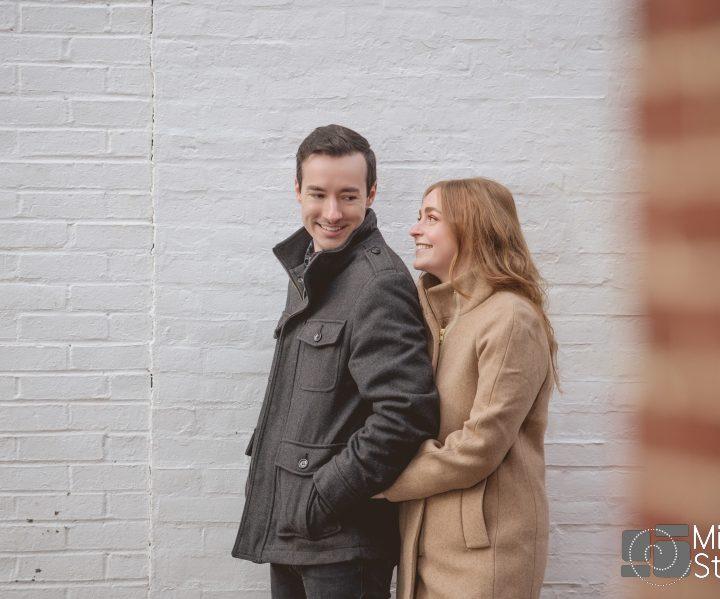NH Engagement Photographer / Millyard Studios