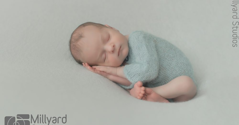 NH Newborn Photographer / Millyard Studios