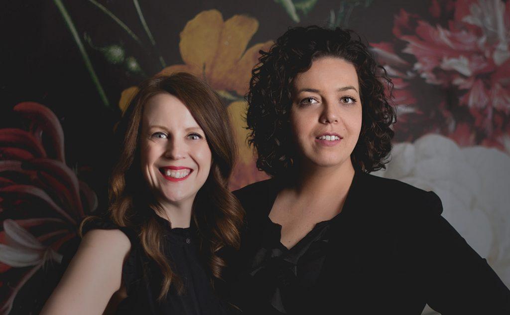 Amanda Daniels & Jodi Ramos ©Millyard Studios