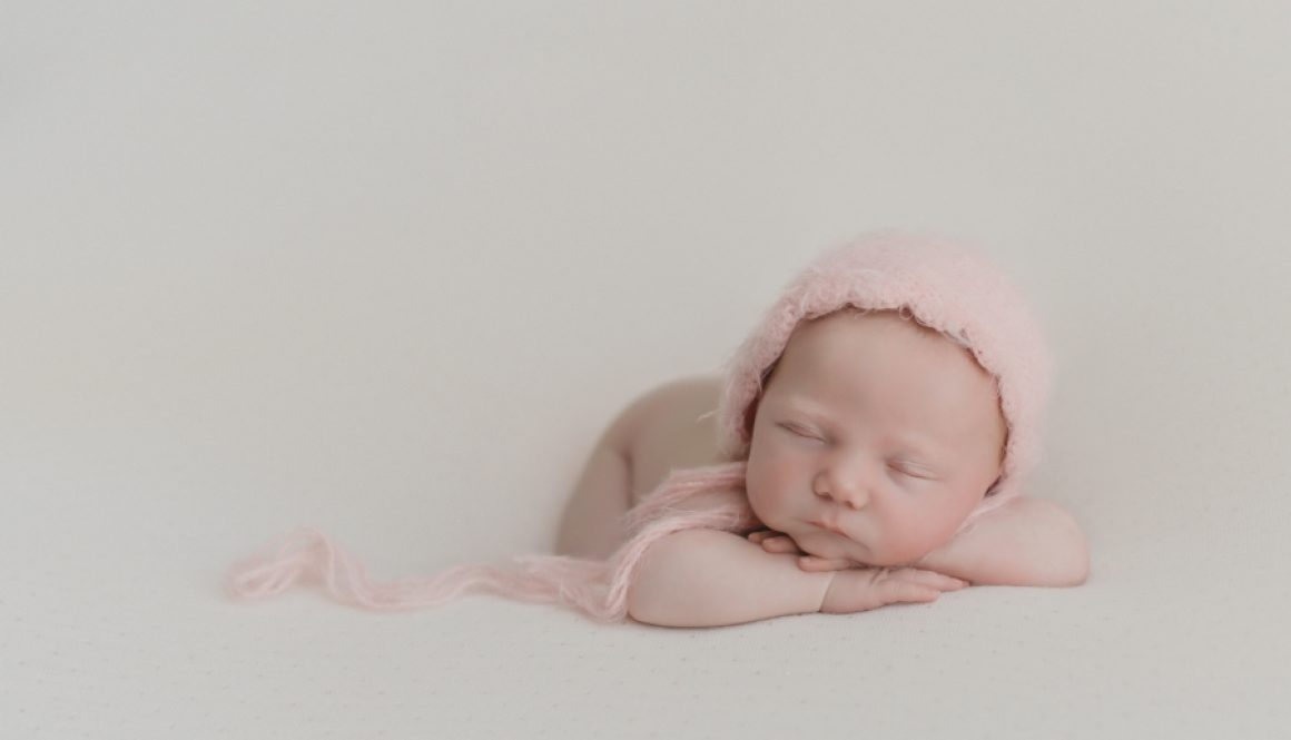 Best NH Newborn Photographer Millyard Studios Baby Girl Session 2