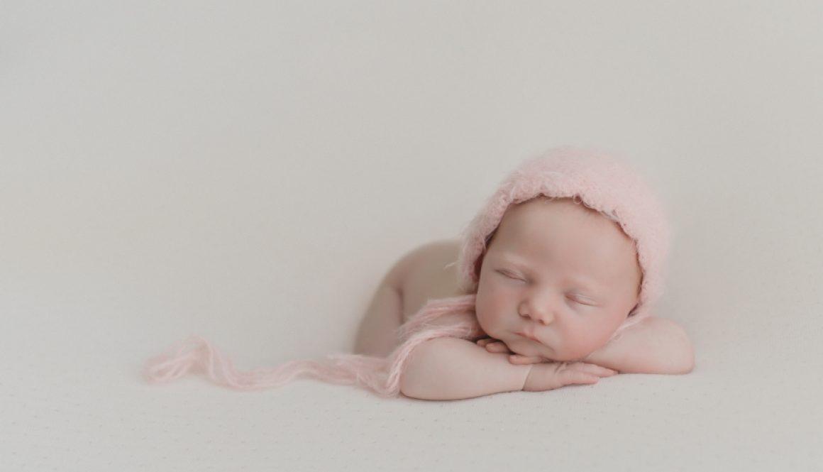 Best NH Newborn Photographer Millyard Studios Baby Girl Session 2