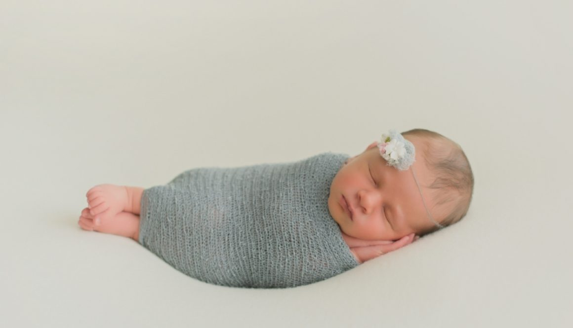 NH Newborn Photographer Millyard Studios Baby Girl Photography Studio 2